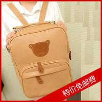 Red pepper - 2013 bear double sided female cartoon backpack