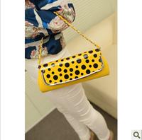 Red pepper - 2013 women's handbag chain bag fashion shoulder bag