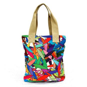 Canvas shopping bag totebag shoulder bag tote bag man bag eco-friendly female bags customize