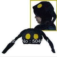 Kingdom hearts II Shadow Heartless Japanse Anime Cartoon Ant Plush Hat cosplay Soft cap game gift Christmas PLUSH Novelty Toy