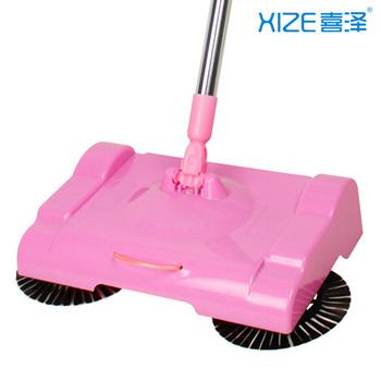 Multifunctional vacuum cleaner electric besmirchers broom 2