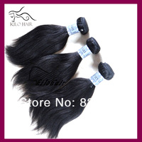 popular 2pcs lot 12 14 16 18 20 22 24 26 28 30 inches free shipping unprocessed virgin indian straight hair