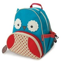 Baby owl cartoon school bag animal school bag student backpack child backpack