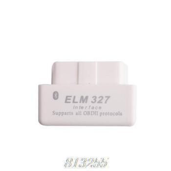 2013 Newest wholesale Price Super mini ELM327 Bluetooth OBD-II OBD V1.5 B  free shipping