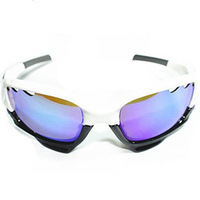 Racing Motorcycle Riding Cycling Bicycle Bike Sports Cycle Sun Glasses Eyewear Goggle Sunglasses 3 Lens