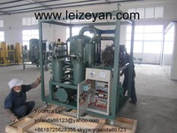 Used Transformer oil regeneration system/ oil purification/ oil filtration plant ZYD-I