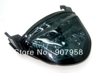 Motorcycle Chrome LED Tail Light Turn Signal Smoke For Suzuki 05-06 GSXR1000 GSX-R 1000 K5