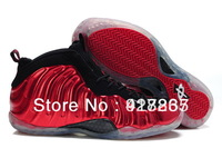 Wholesale 2013 Cheap Penny FOAMPOSITE ONE Le Metallic Red Basketball Shoes,Drop Shipping With Fast Carriers