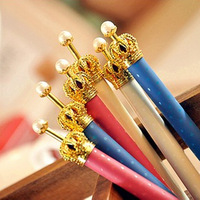 Korea stationery aluminum alloy elegant mechanical pencil 0.5mm mechanical pencil
