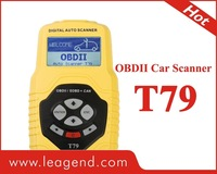 CAN OBD2/EOBD Auto Scanner T79