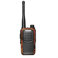 Radio handheld walklie talkie: TGK-K7 UHF handheld two way radio