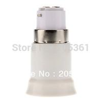 10pcs B22 to E27 Adapter LED Light Lamp Bulbs Base Socket Plug Converter