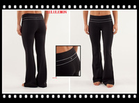 2014 newest On Sale Free Shipping 2#--12# Lululemon Yoga Studio Pants  New Lulu lemon Women's Casual Sport Wear