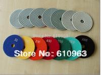 cheap 4 inch wet diamond polishing pads for polishing