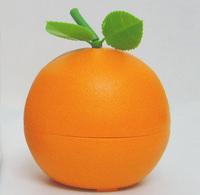 Orange telephone cartoon telephone fashion mini household