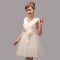 New Design Elegant bridesmaid dress fashion dinner dress  Free shipping Dropping shipping