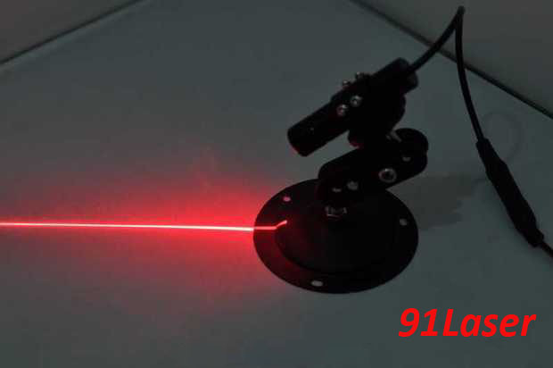 100mW 648nm Focusable Red laser module LINE, 16X65mm DC3.3-5V(China (Mainland))
