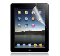 Ultra Clear LCD Screen Protector For IPAD 2 3 4, Wear-resistant Imported PET Material, Retail Package