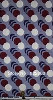 Free shipping!African Super wax fabric print ,6 yards party cotton fabric,super  wax,dutch real wax,ankara wax,S634