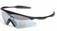 Glasses Protective Eyewear UV400 Protective Cycling Riding Black  Free Shipping