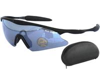 Free Shipping 2 pair Glasses Protective Eyewear UV400 Protective Cycling Riding Black
