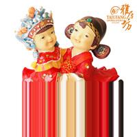 Free shipping Wedding gift wedding doll decoration hand-in