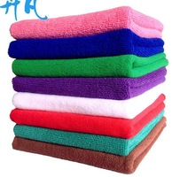 Wholesale Superfine Bamboo fiber Absorbent towels/Dish towel Non-stick oil dishwashing towel Don't shed hair cloth