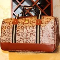 Free shipping 2013 fashion female handbag travel tote bag travel bag luggage waterproof big capacity