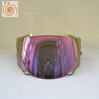 Scorpion helmet general mirror multicolour lenses