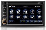 General Type DVD GPS Navigation 6.5inch 800x480 TFT LCD screen 1 second start radio bluetooth ipod SD USB2 reader(China (Mainland))