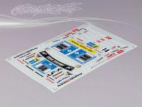 Stm-racing LEXUS LFA DECAL SHEET  PC201014B-1  1:10 eletronic touring car