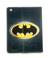 Charms Retro Cartoon Batman Bat Man Ultra Slim Stand Leather Cases Smart Cover For Apple Ipad Mini Universal Defender Bags S451