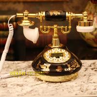 Ceramic phone qau 616 fashion classic black