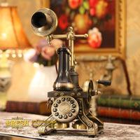 Paramount 1884 - classical household antique telephone luxury