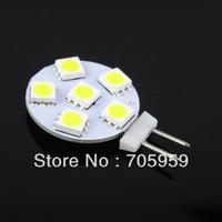 good quanlity 1W 90LM  G4 6LEDS SMD5050 12V LED bulbs bulb lamps hot sale led lightings