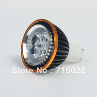 GU10 5W LED Spot Light White/Warm White High Brightness 85-265V Free Shipping