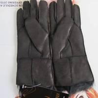 2012 women's wool gloves women's fur gloves