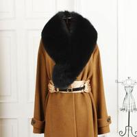 2012 fox fur collar