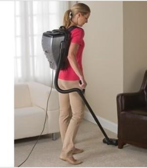 Home vacuum backpack lightweight vacuum cleaner