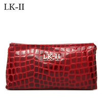 Lkii wallet day clutch female 2013 women's wallet cowhide clutch bag