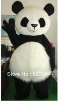 Panda Mascot Costume Fancy Dress Adult Suit Party Dress
