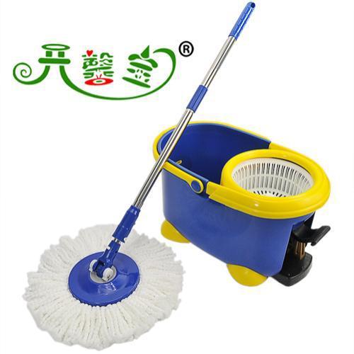 Dry and wet mop qq mop set mop head(China (Mainland))