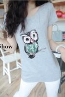 2013 5 owl 2 s26 short-sleeve tee