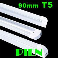 T5 led tube lighting tubos 3ft Fluorescent 900mm 10W 3 Pin LED Intergrated home Lamp 3014 with Holder 110V-240V By DHL 10pcs/lot