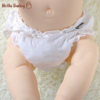 Free shipping Hellobaby child panties newborn baby briefs panties baby bags pants bamboo fibre thin