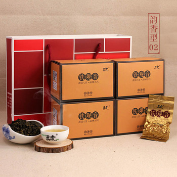 gift box Post quality assurance special high flavor back to Gan good flavor foot refreshing buck Xiaoshi five brand Tieguanyin