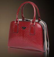 Promotion!! special offer Guaranteed Ladies' Fashion Composite Genuine Leather Handbags Designer Tote Bride Bag  MX29