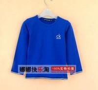 Children's fashion t-shirt short sleeve  boys t-shirt nice children's garment Freeshipping