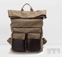 NEW Summer New Casual Canvas Backpack Bag Shoulder Bag Korean Institute of Wind Bag Man Bag Big Bag $70 Shipping