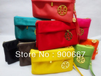 wholesale sale best seller new Top brands  fashion leisure Candy color waterproof lady/girl zipper cosmetic bag